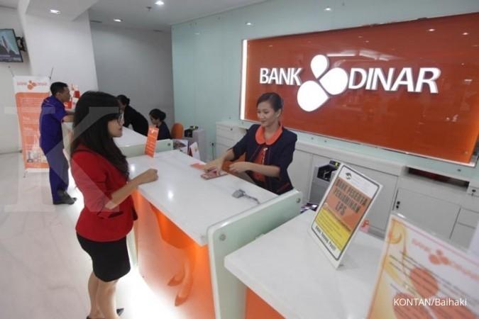 DNAR Permintaan lesu, pertumbuhan kredit Bank Dinar belum bersinar