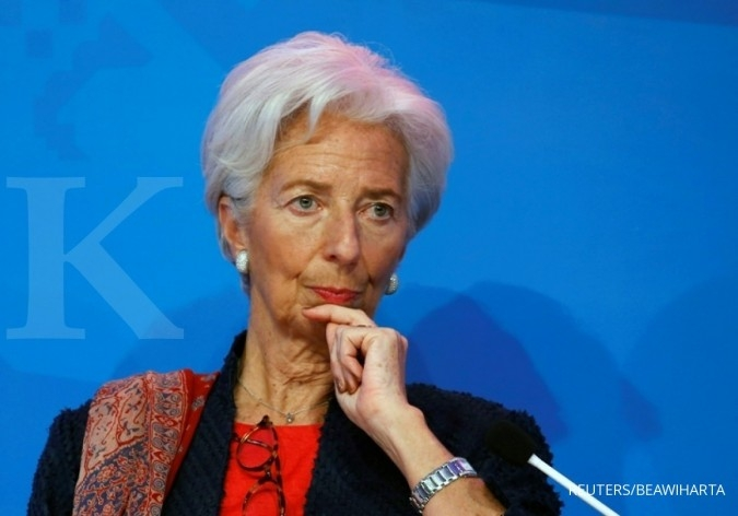 IMF's Lagarde proposes