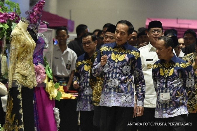 Jokowi: Tarif PPh UKM 0,5% berlaku akhir bulan ini