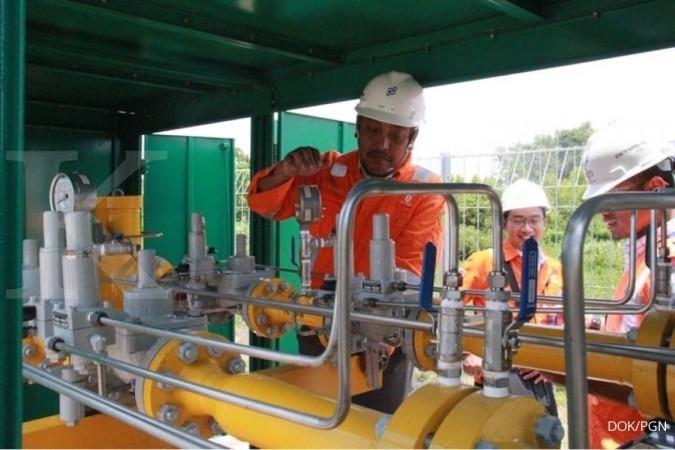ARNA PGAS Industri mengeluhkan harga gas