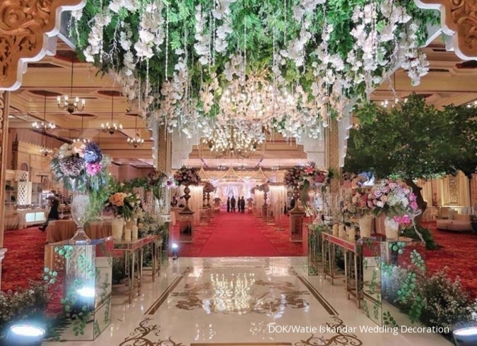Semerbak Wangi Usaha Dekorasi Pernikahan