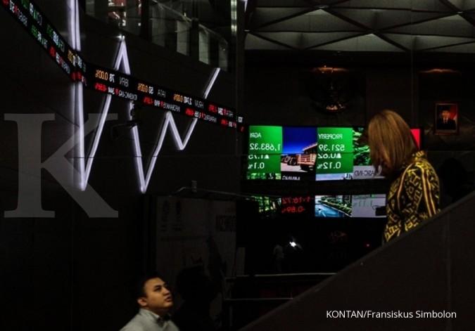 Wow, sebanyak 36 saham anggota indeks LQ45 hari ini turun harga