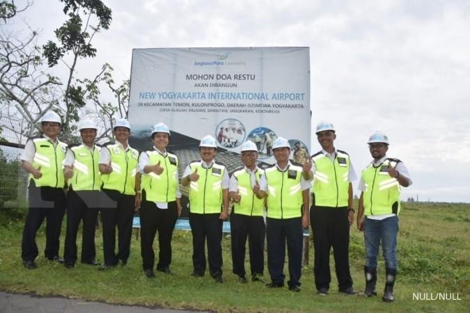 Dirjen Perhubungan Udara Minta Pembangunan Bandara Baru Yogyakarta Sesuai Jadwal