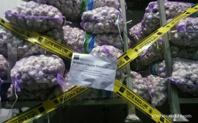 Kemtan akan usut kasus bawang putih impor berpenyakit