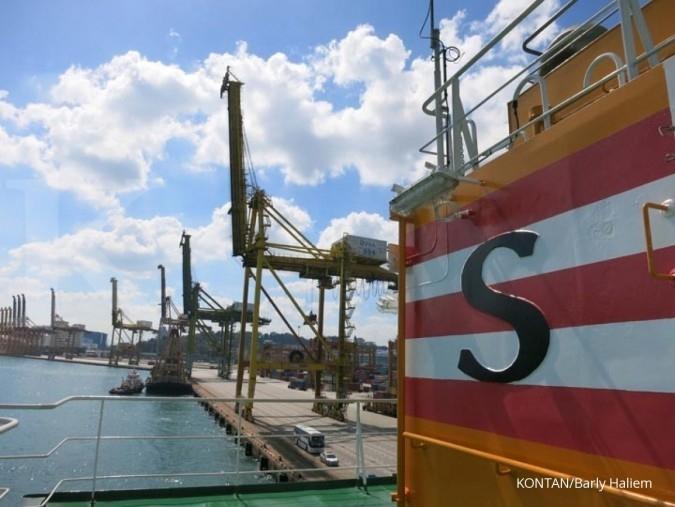 TRAM LEAD SMDR SOCI WINS Beban operasional berat, emiten pelayaran masih catat kinerja ciamik