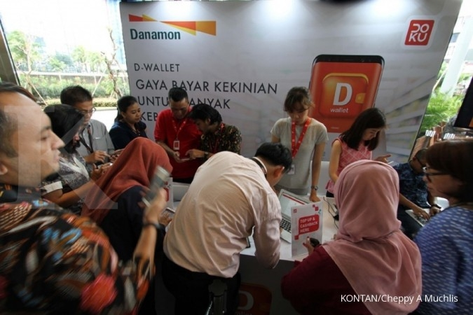 BDMN Bank Danamon optimistis pertumbuhan kredit kuartal I 2018 membaik