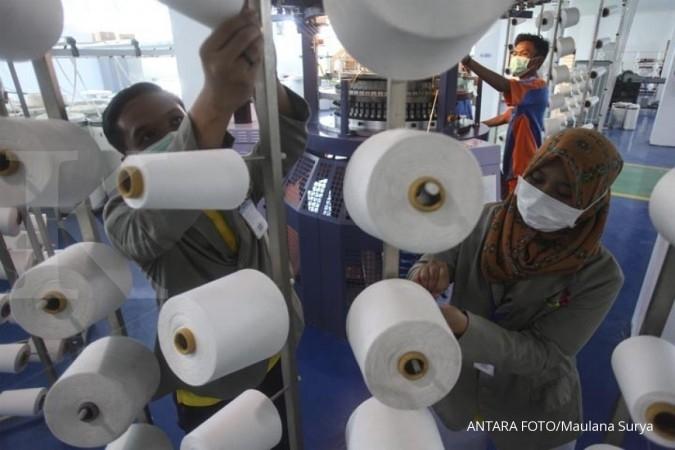 POLY Antisipasi fluktuasi kurs, industri tekstil lakukan efisiensi