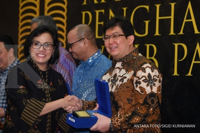BCA raih penghargaan wajib pajak dari Kementerian Keuangan