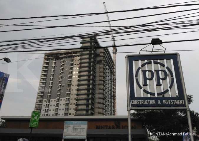 PTPP menambah modal Rp 222,7 miliar ke PT PP Urban
