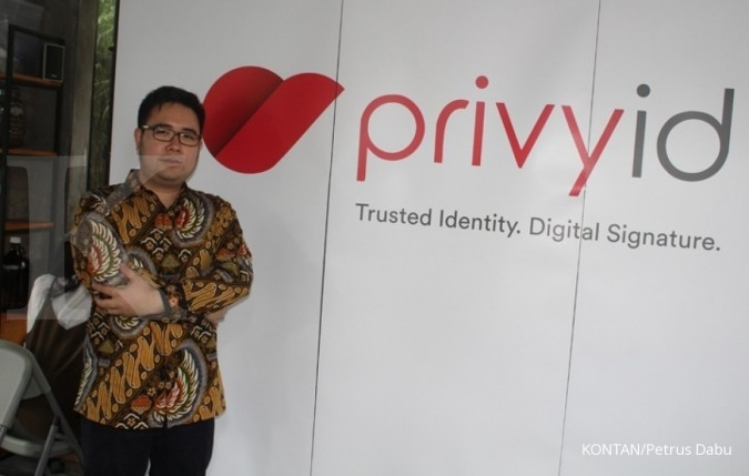 Start up PrivyID cari pendanaan Series A US$ 5 juta