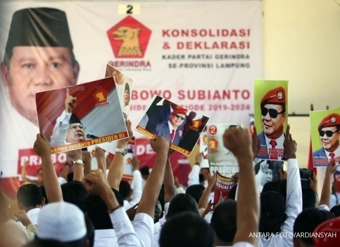 Prabowo to run for president in 2019, says Rachmawati