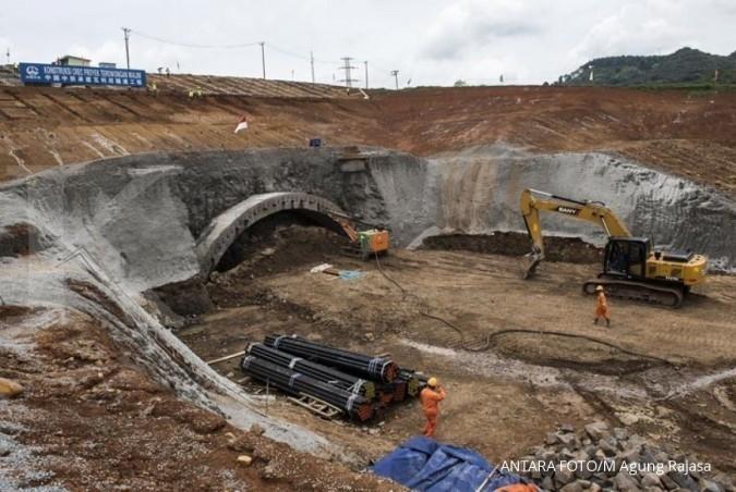 Dana kereta cepat Wijaya Karya cair bulan depan