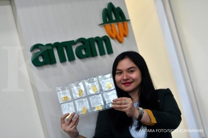Aneka Tambang (ANTM) bidik 26% saham Nusa Halmahera, begini rekomendasi analis