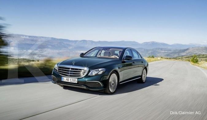 Mercedes-Benz bersiap memasarkan mobil listrik di Indonesia