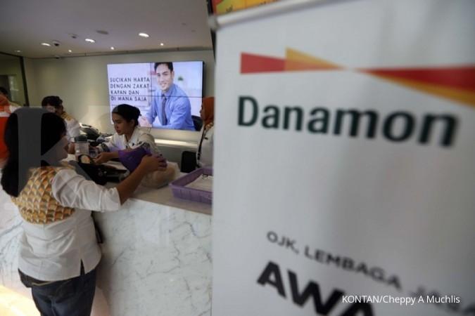 BDMN Tingkatkan kinerja, Bank Danamon kurangi porsi deposito
