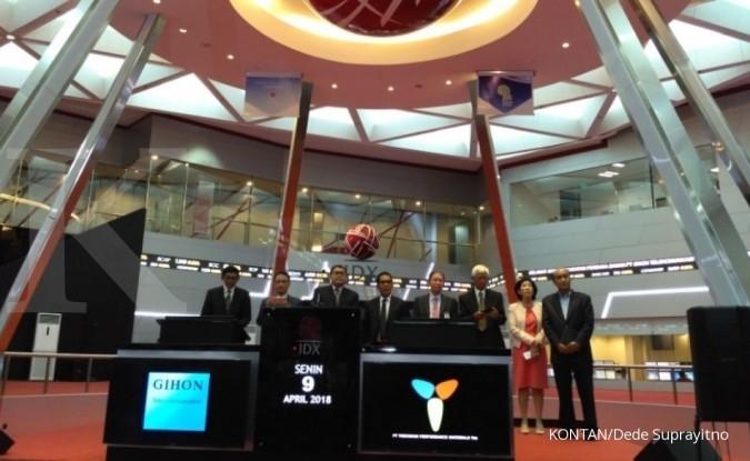 Gihon Telekomunikasi (GHON) bagikan dividen Rp 7,45 miliar