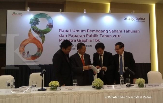 ASGR Astra Graphia genjot kontribusi dari Indonesia timur