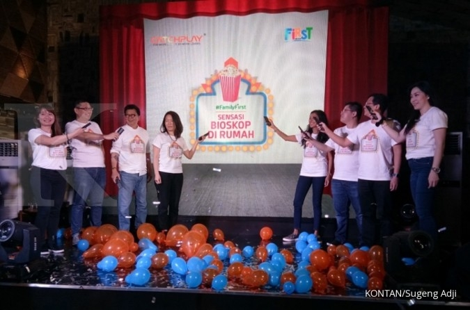 First Media luncurkan channel Catchplay