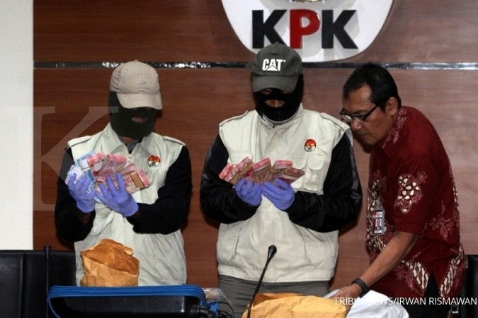Amin Santono, anggota Komisi XI DPR yang terjerat OTT KPK