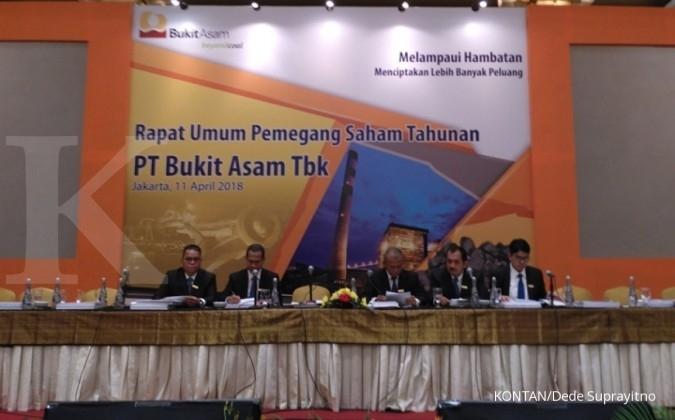 Semester II-2018, Bukit Asam (PTBA) fokus bangun PLTU