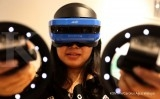 Teknologi virtual reality masih andalkan gamers