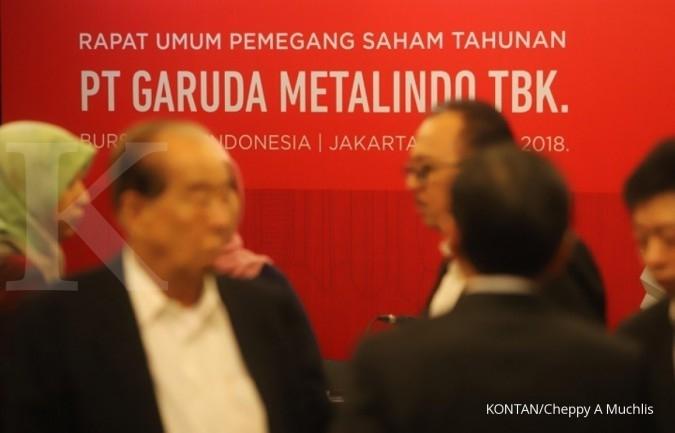 BOLT Pendapatan Garuda Metalindo tumbuh 19% di Semester I-2018