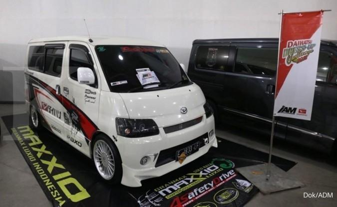 Daihatsu gelar kontes modifikasi di IIMS 2018