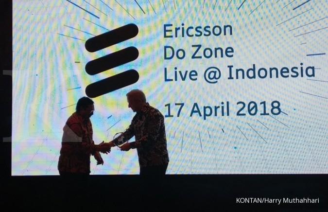 Ericsson gelontorkan miliaran dollar per tahun Untuk riset 5G