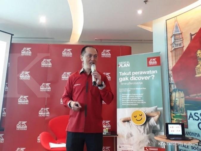 Generali Indonesia optimistis premi 2018 tumbuh dobel digit 7a9b77b006