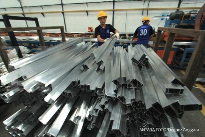 HKMU HK Metals Utama (HKMU) bidik pendapatan Rp 1,64 triliun