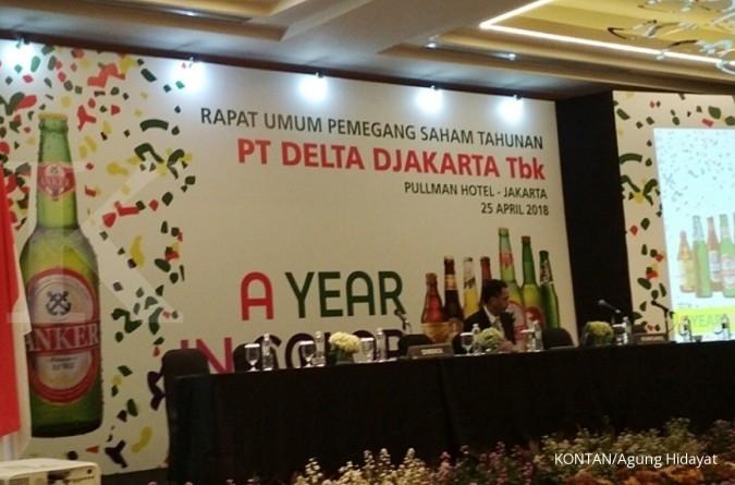 DLTA Delta Djakarta (DLTA) tetap optimis tumbuh 5% sampai akhir tahun ini