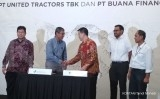 Perluas pasar, Buana Finance gandeng United Tractors