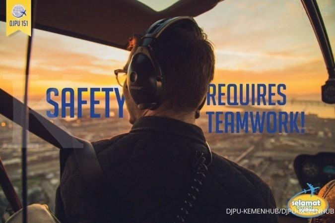 Langkah Indonesia pertahankan keselamatan penerbangan FAA kategori 1