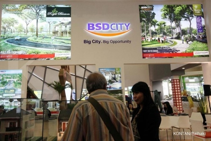 BSDE Obligasi senior Bumi Serpong (BSDE) US$ 300 juta dapat peringkat Ba3 dari Moody's