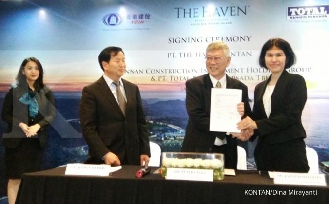 TOTL Total Bangun Persada akan kantongi kontrak baru Rp 1 triliun dari dua proyek