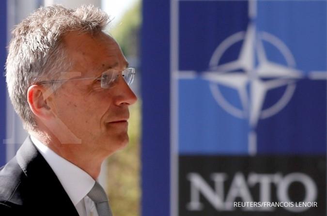 NATO desak Rusia dan Suriah hentikan serangan militer ke Idlib