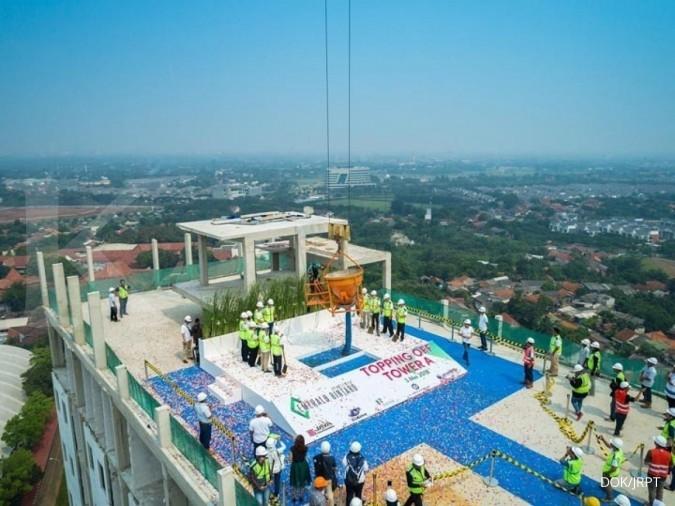 JRPT Jakarta Real Property kantongi marketing sales Rp 927 triliun di semester I-2018