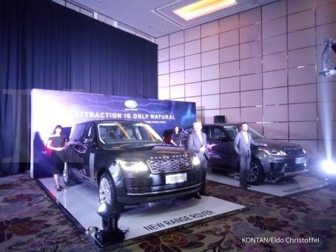 Wahana Auto Ekamarga luncurkan dua tipe Range Rover terbaru