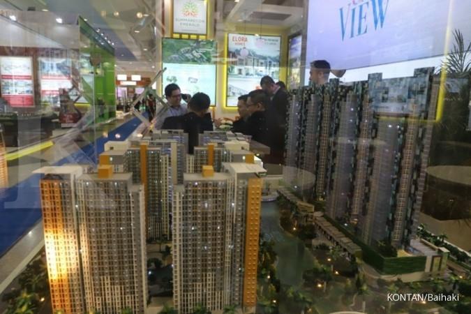 Potensi pasar yang besar bikin SMRA bangun apartemen di pinggiran Jakarta