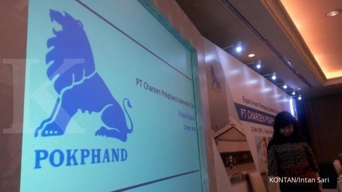CPIN Transaksi capai Rp 87 miliar, saham Charoen Pokphand (CPIN) ditutup melonjak 6,67%