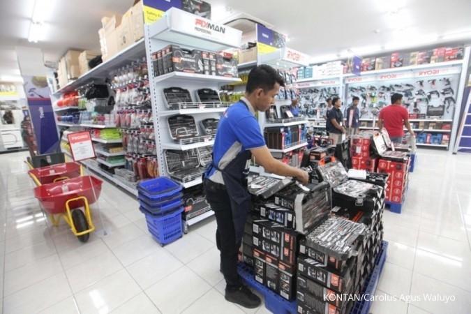 CSAP Jelang tutup tahun 2019, Catur Sentosa Adiprana (CSAP) telah buka 34 gerai