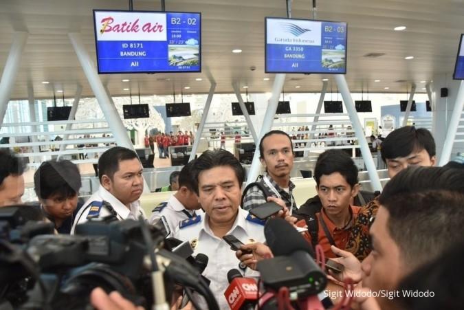 Ditjen Hubud Sampaikan Penawaran Extra Flight Untuk Kelancaran Asian Games 2018