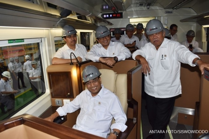 Ini harapan Menhub Budi terhadap moda transportasi massal di Jakarta