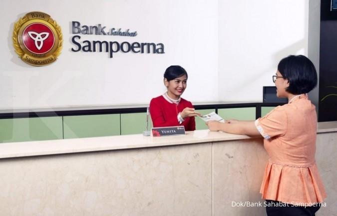 Kredit bank milik taipan tumbuh dua digit
