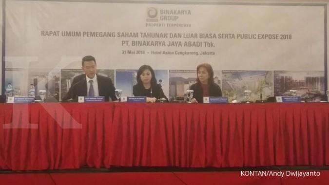 BIKA Kenalkan dua proyek baru, Binakarya Jaya berharap 30%-nya terjual tahun ini