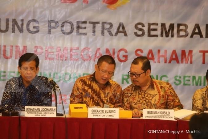 HOKI Catat, berikut jadwal pembagian dividen Buyung Poetra Sembada