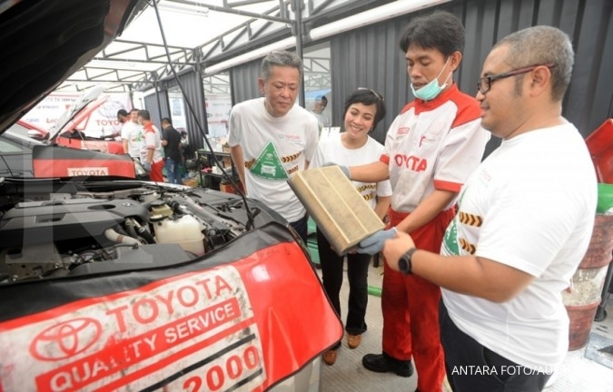 Toyota kembali gelar Holiday Campaign 2018