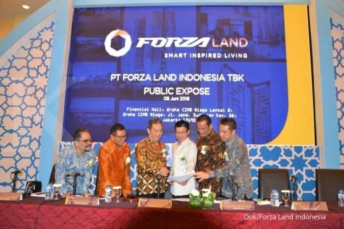 Usai PKPU, Forza Land (FORZ) berencana lanjutkan pembangunan apartemen One Azure
