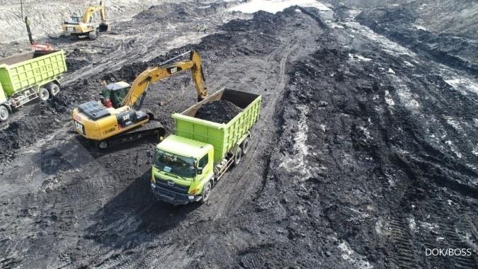 Pacu kinerja, Borneo Olah Sarana Sukses (BOSS) andalkan batubara kalori tinggi