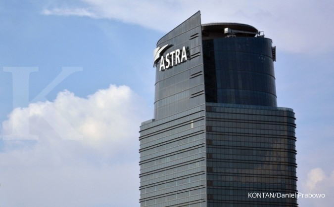 Astra International (ASII) property business began to spread